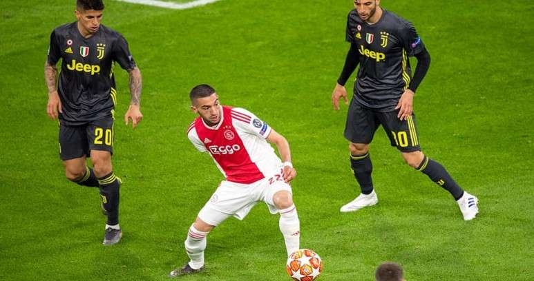 Ph Ajax, Ziyech