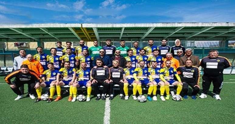 Ph Giugliano Calcio, staff e squadra