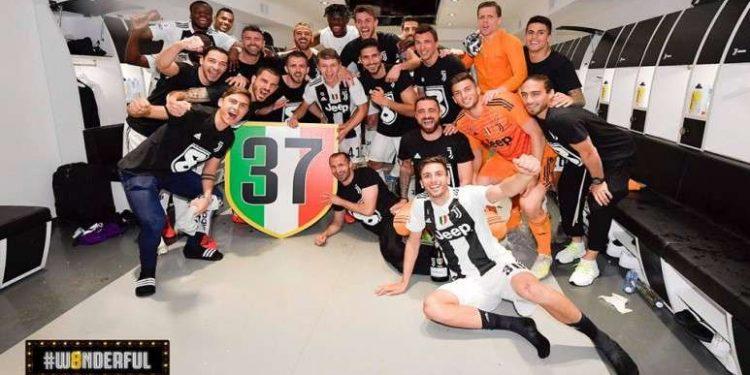 Ph Juventus FC, ottavo scudetto