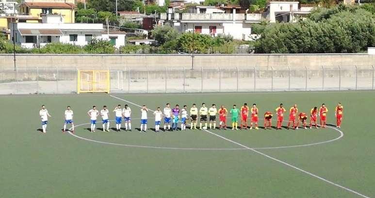 Scafatese-San Vito Positano ph Scafatese Calcio 1922