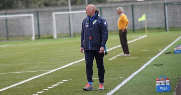 Turco allenatore Faiano ph U.S. Faiano