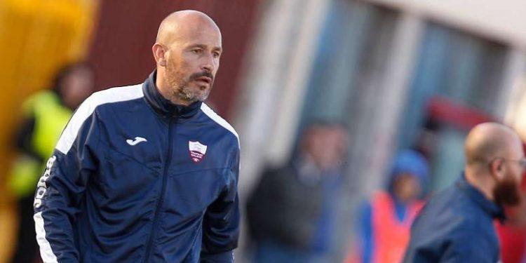 Vincenzo Italiano ph Trapani Calcio Joe Pappalardo