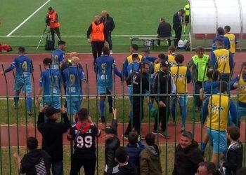Ph RdC, tifosi e squadra Portici