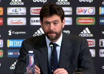 Andrea Agnelli ph Juventus F.C.