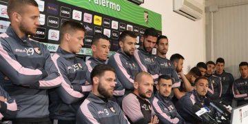 Calciatori Palermo ph U.S. Città di Palermo