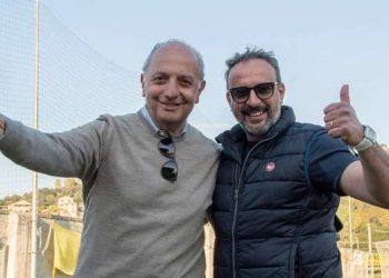 Francesco Tavassi presidente Pol. Santa Maria ph Roberto Paciello A.S.D. Pol. Santa Maria Cilento