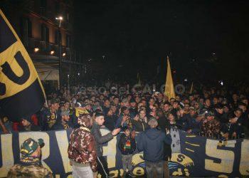 Curva Sud Juve Stabia ph Il Resto del Calcio