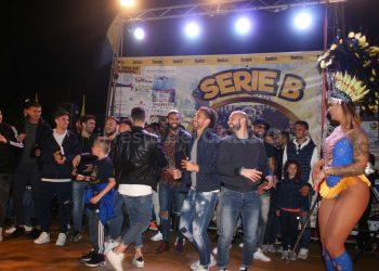 Festa Juve Stabia Curva Sud ph Il Resto del Calcio