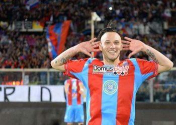 Matteo Di Piazza ph Calcio Catania