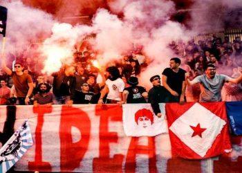 Ph Dada, Stella Rossa 2006 tifoseria