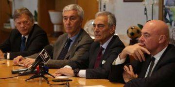 Ph FIGC, Gravina e Sibilia