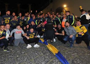 Ph RdC, Giugliano in Serie D festa