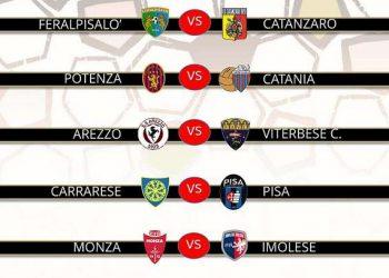 Primo Turno Nazionale Play Off Serie C 2018 2019 ph Lega Pro