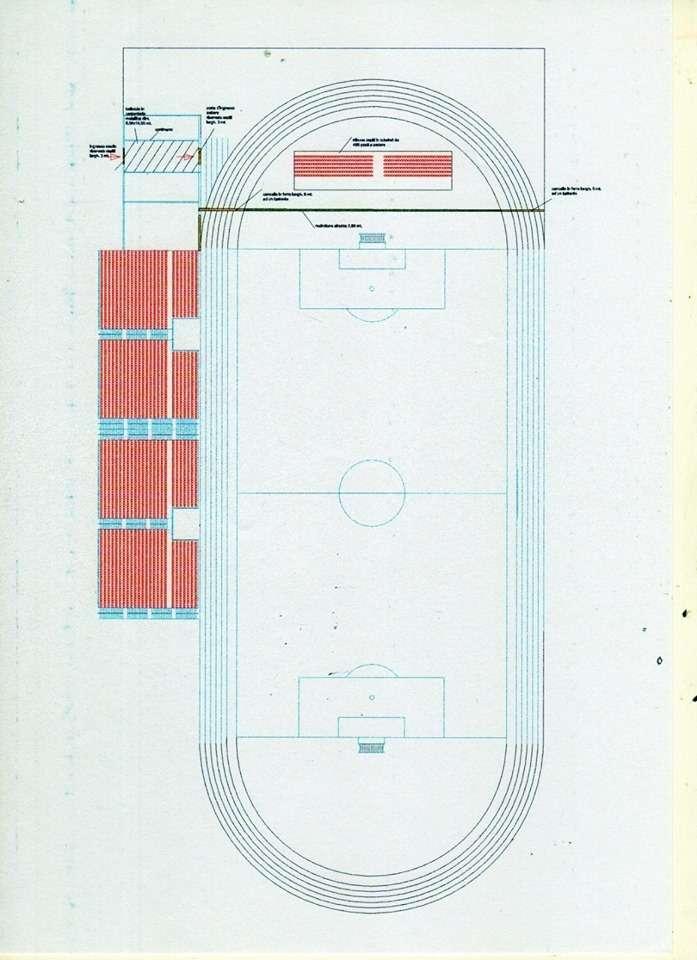 Progetto Curva Stadio Solaro ph S.S. Ercolanese
