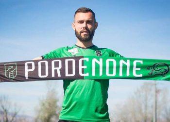 Salvatore Burrai ph Pordenone Calcio