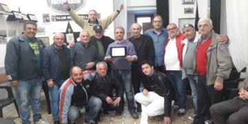 Targa Club Nerostellato