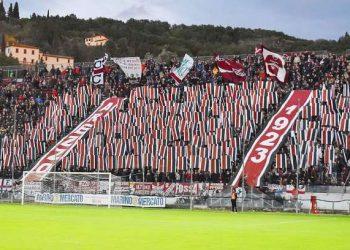 Tifosi Arezzo ph S.S. Arezzo