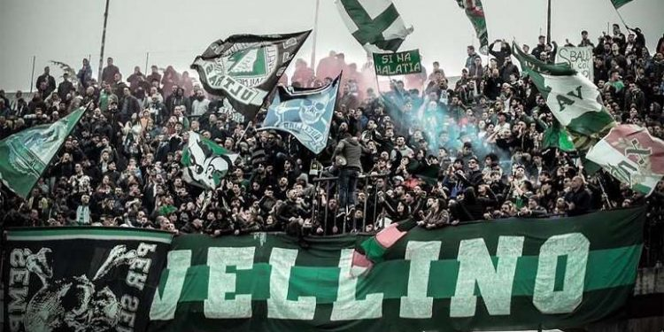 Tifosi Avellino ph S.S.D. Avellino