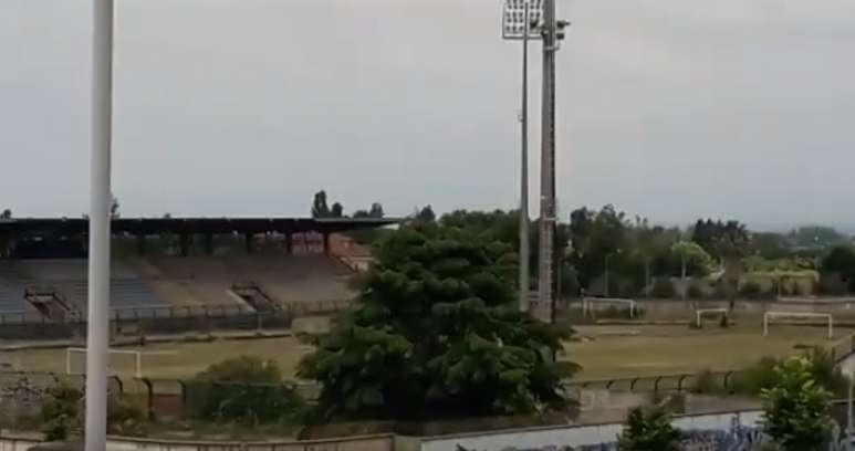 Stadio De Cristofaro, Giugliano