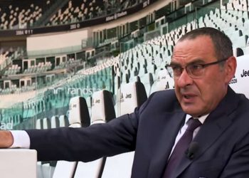 Ph Juventus, Sarri