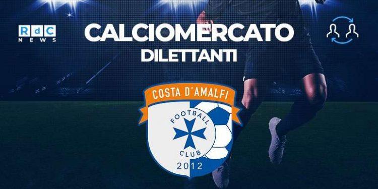 Calciomercato Costa d'Amalfi ph Il Resto del Calcio
