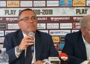 Giorgio Heller ph Trapani Calcio