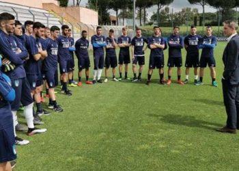 Nazionale italiana U21 ph FIGC