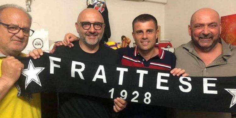 Pellino D'Errico Cristarelli Baldi ph Frattese Calcio