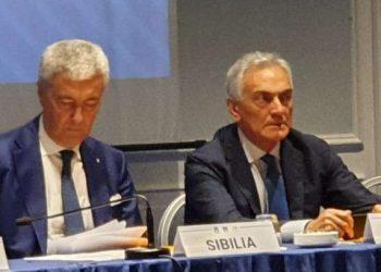 Ph FIGC, Sibilia e Gravina