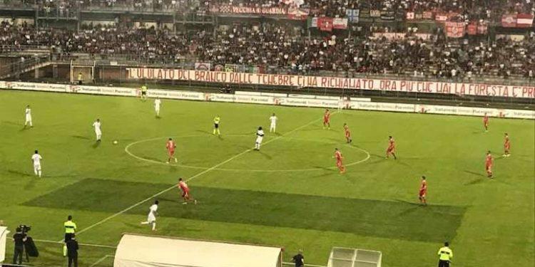 Piacenza Trapani ph Trapani Calcio