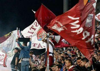 Tifosi Trapani Curva Nord ph Joe Pappalardo Trapani Calcio