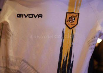 Presentazione nuove divise Juve Stabia 19-20 ph Antonio Gargiulo Il Resto del Calcio