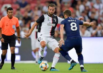 Ph Juventus, Pjanic