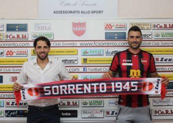 Antonio Amodio e Simone Figliolia Sorrento ph FB