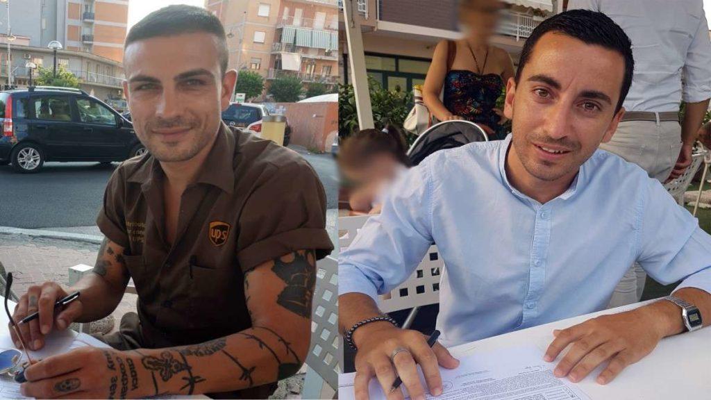 Barrese, Aliyev e Pascucci