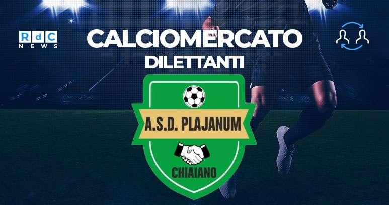 Calciomercato Plajanum Chiaiano ph RdC