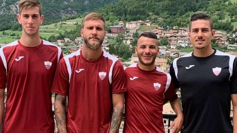 Cauz Scognamillo Golfo Dini ph Trapani Calcio
