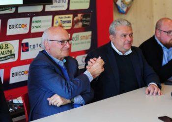 Donato Curcio e Vincenzo Mitro ph AZ Picerno
