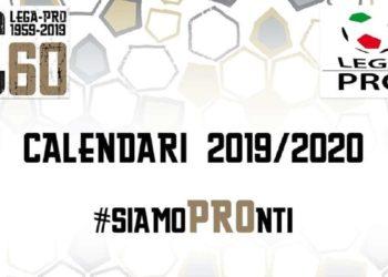 Locandina Calendari Serie C 2019-20 ph Lega Pro
