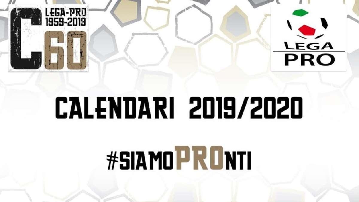 Calendario Lega Pro Girone C 2020.Serie C Ecco I Calendari Completi Dei 3 Gironi Per La