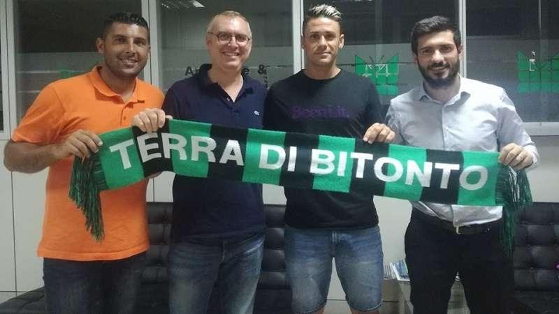 Massilimiliano Marsili ph Bitonto Calcio