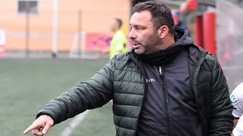 Oberdan Biagioni ph Nino La Macchia