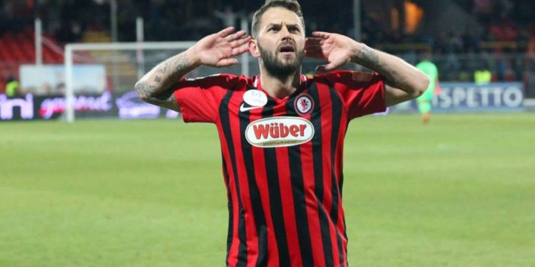Oliver Kragl ph Foggia Calcio