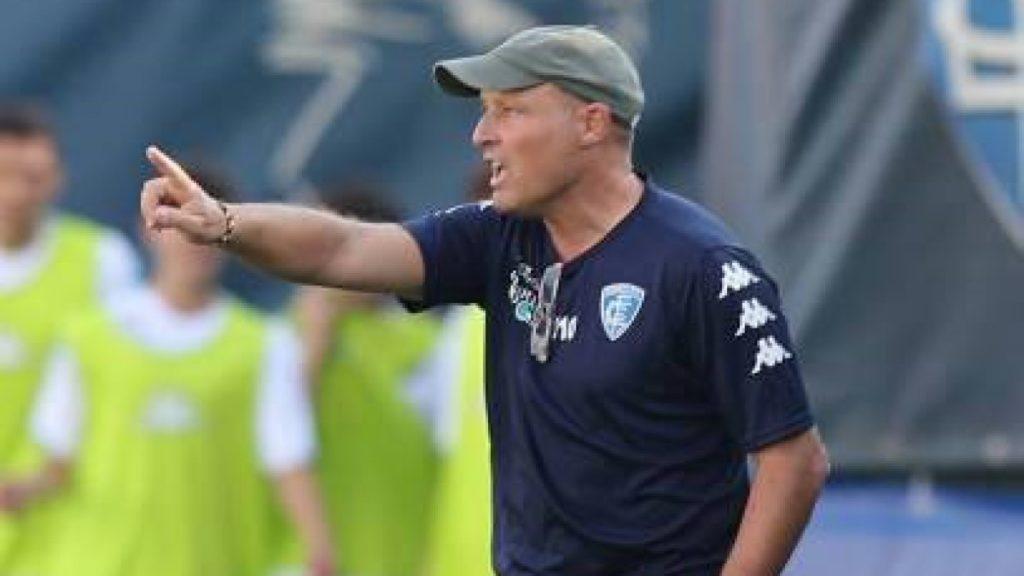 Il nuovo allenatore del Palermo Pergolizzi: