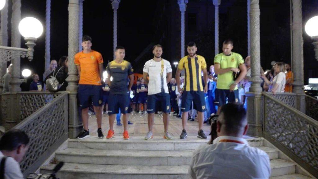 Ph RdC, divise Juve Stabia 2019-20