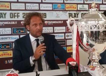 Raffaele Rubino ph Trapani Calcio
