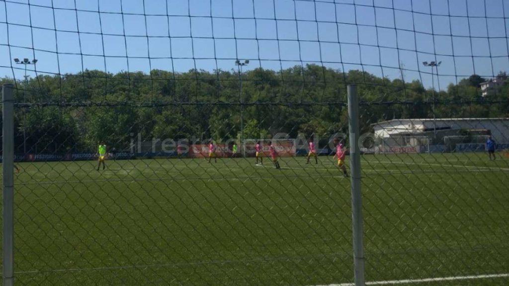RdC Giugliano Calcio ritiro 3