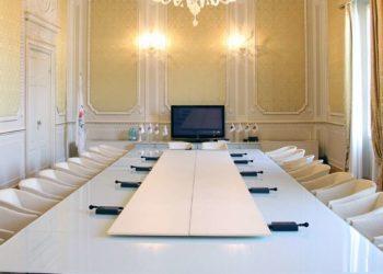 Sala del Consiglio ph Lega Pro