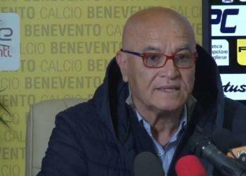 Salvatore Di Somma ph Benevento Calcio