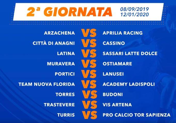 Calendario Serie D Girone G 2020 2021 Serie D girone G, ecco il calendario completo della stagione 2019/20